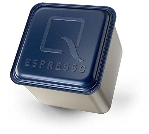 Qbo Kapseln - Espresso Indian Nilgiri (intensiv, vollmundig-kräftig, Anklänge von Pfeffer und...