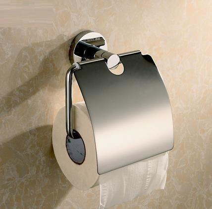 QUEEN'S Delang Handtuchhalter Edelstahl WC Papierhalter WC-Papierhalter,Tissue Box Halter