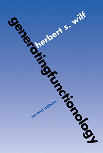 Generating Functionology (English Edition)