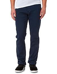 DC Shoes Pantalon denimWorkerStraightColor32 pour hommes signéDCShoes