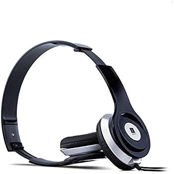 iBall Tango C3 Headphones (Black/Silver)