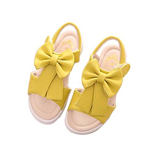Chaussures Filles Sandales Princesse coréenne bébé Chaussures creux Sandales