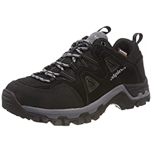 41MRIlw5muL. SS300  - Alpina Unisex Adults' 680404 Low Rise Hiking Boots