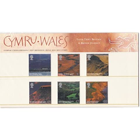 2004 CYMRU-WALES Stamp Presentation Pack. by Royal Mail