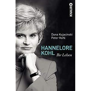41MRJ5dqjNL. SS300  - Hannelore Kohl: Ihr Leben