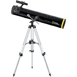 National Geographic 114/900 Télescope réflecteur AZ