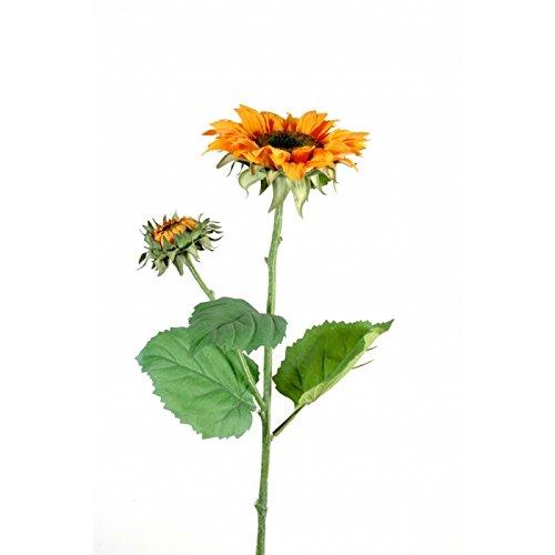 fleur coupee synthetique tournesol giant n - h : 110
