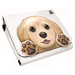 2DS Tier Case – Golden Retriever (Nintendo 2DS)