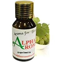 100% Natural and Pure Grape Seed Oil Therapeutic Grade Essential Oil -15ml