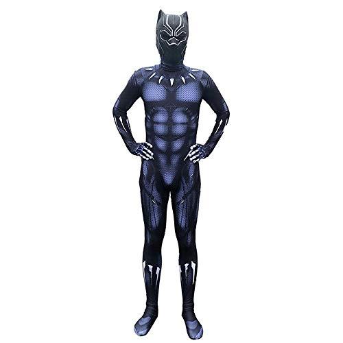 WSX Cosplay Kleidung Panther Cosplay Kostüm Anime Kostüm Webcast Requisiten Halloween Aktivität Strumpfhosen Kinder Erwachsene Kostüm Cosplay Kleidung,Adult-L
