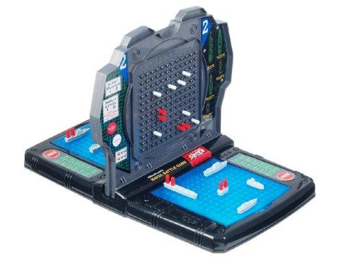 Schiffe versenken - elektronisches Spiel - Frankreich Import - Anleitung auf Französisch