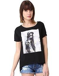 Miss Coquines T-Shirt Imprimé - Femme - Tops et Débardeurs - T-Shirts