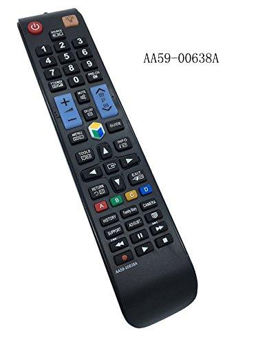 Nuovo sostituito telecomando AA59-00638A Fit per la TV Samsung 3D AA59-00638A smart LED LCD UE46ES7500S PS51E8007GU UE55ES7500S AA59-00652A
