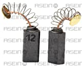 Carbon brushes set for Bosch powertools, 5x8x15.5 mm, Ref. Bosch 2.604.321.905, without automatic cut-off
