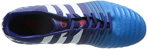 adidas F30 Fg, Chaussures de Football Homme Violet