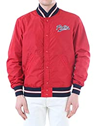 96e3048a4f2a Ralph Lauren Mod. 710741087 GIACCONI E GIUBBINI Baseball Scritta Polo Uomo  RL 2000 Red