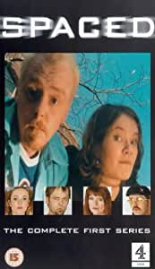 Spaced: The Complete First Series [VHS] [1999]
