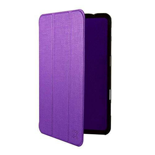 Micro Folio SGT4-MF7-43 Schutzhülle für XtremeMac Galaxy Tab 4 17,8 cm (7 Zoll), ultradünn, Violett Xtrememac Thin Folio