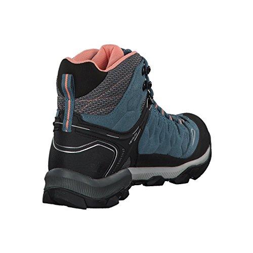 Meindl Scarpe da Escursionismo Donna jeans/lachs