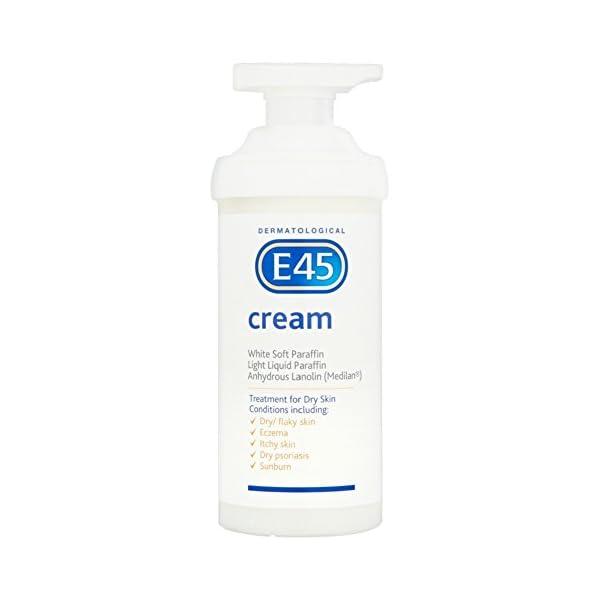 E45 Dermatological Cream - 500 g