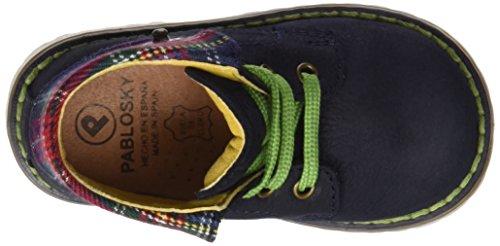 Pablosky 098227, Chaussures Garçon Bleu