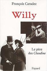 Willy, le père des Claudine
