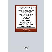 Lecciones De Derecho Administrativo. Parte General - Volumen II (Derecho - Biblioteca Universitaria De Editorial Tecnos)