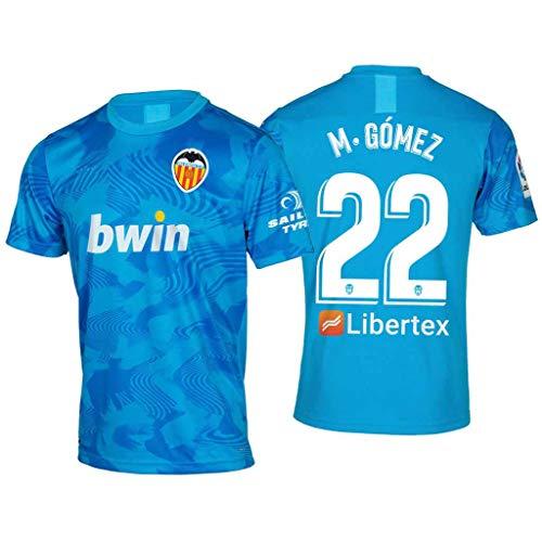S&P Sports Camiseta Maxi gómez Valencia Azul