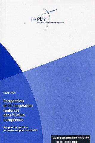 Perspectives de la coopération renforc�...
