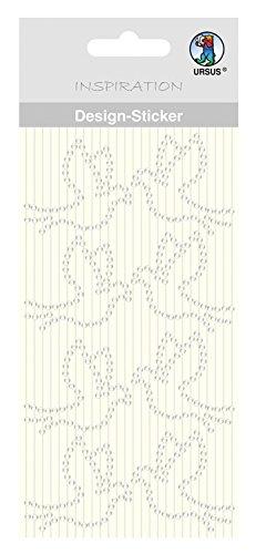 (Ursus 75070033 - Design Sticker, Taube 2, 8 Stück)