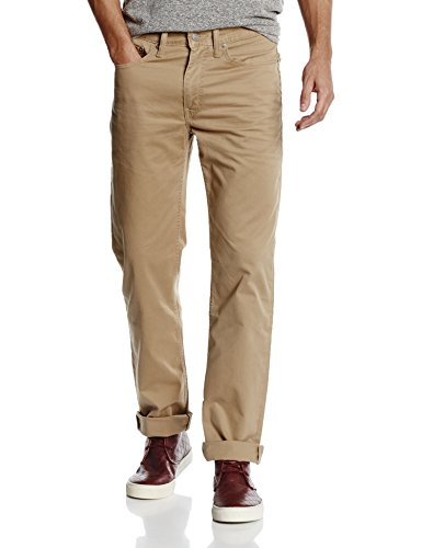 Levi's Herren Jeans 514 Straight Fit Beige (EARTH KHAKI MOTION GL WT 748)