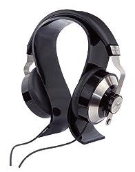 DynaVox KH 225 Ständer für Over-Ear/On-Ear Kopfhörer Acryl schwarz