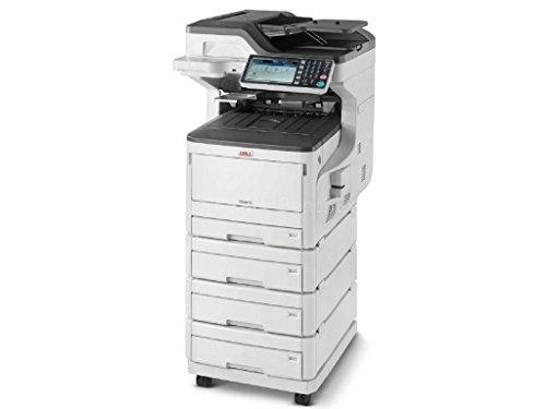 OKI MC873dnv MFP Drucker Duplex A3/ A4 print scan copy fax (Fax-scan-print)