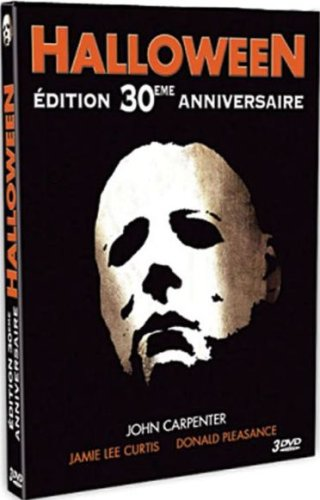 HALLOWEEN Collection III - VI Komplett - Paket 4 x Mediabook MICHAEL MYERS (Blu-ray + DVD) (+Soundtracks) (Limited Edition - Halloween Myers Soundtrack Michael