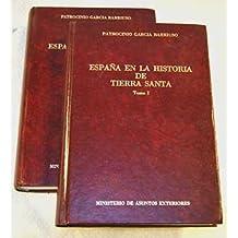España en la historia de Tierra Santa