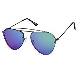 Danny Daze Aviator Sunglass (Grey)(D-3333-C9)