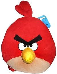 Preisvergleich für Angry Birds Dimensional Red Bird Backpack - Roter Vogel, Plüsch Rucksack - aus USA