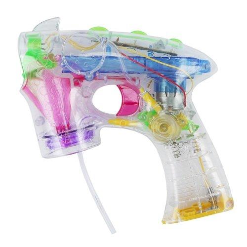 Preisvergleich Produktbild Elektrische Seifenblasen-Pistole BUBBLEGUN