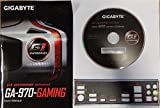 Gigabyte GA-970-GAMING - Handbuch - Blende - Treiber CD