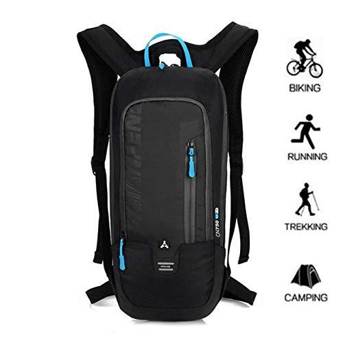 WINDCHASER Kleiner Fahrradrucksack Trinkrucksack Wasserdicht Rucksäcke für Wandern Klettern, Fahrradfahren, Laufsport, Camping Sportrucksack Ultraleicht Fahrrad Rücksack