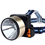Headlamps LED High Power Headlamps Outdoor LED Rechargeable Remote Headlights Super Waterproof Function