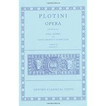 Opera, Tomvs III: Enneas VI (Oxford Classical Texts)