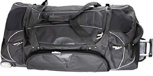 Dermata XXL-Rollenreisetasche+Rucksack 90cm/145Liter