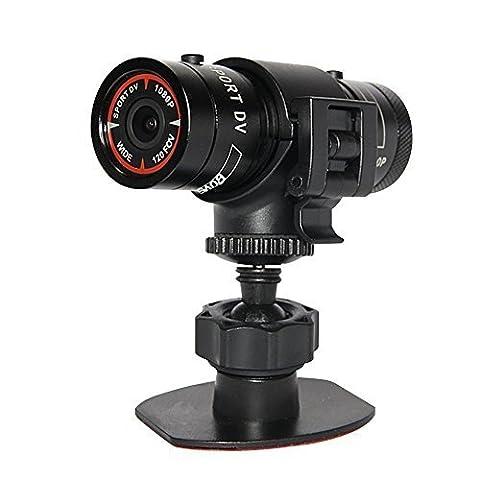caue PC6Mini caméra Full HD 1080p Action Sport Imperméable Sport