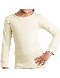 Original MT® Thermo Langarmhemd für Mädchen und Jungen - warm, weich und atmungsaktiv - 3 Farben zur Auswahl - von celodoro