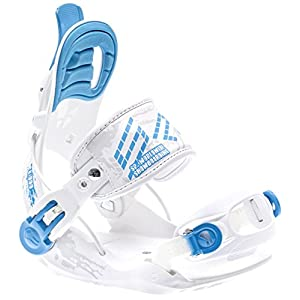 SP United Kinder Snowboardbindung JR, Blau, S