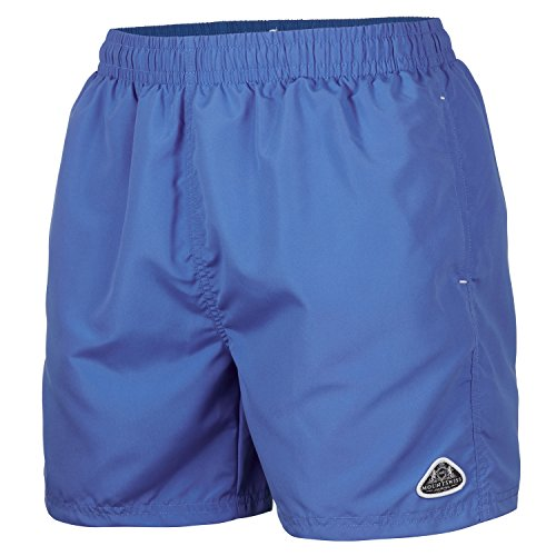 Mount Swiss Herren MS Badeshort, 5013, Blue.1, Gr. 3XL