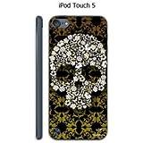 Buzzebizz Coque pour iPod Touch 5 Motif Skull