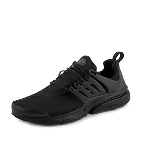 Nike Schuhe Air Presto Essential Herren black-black-black (848187-011), 46, schwarz