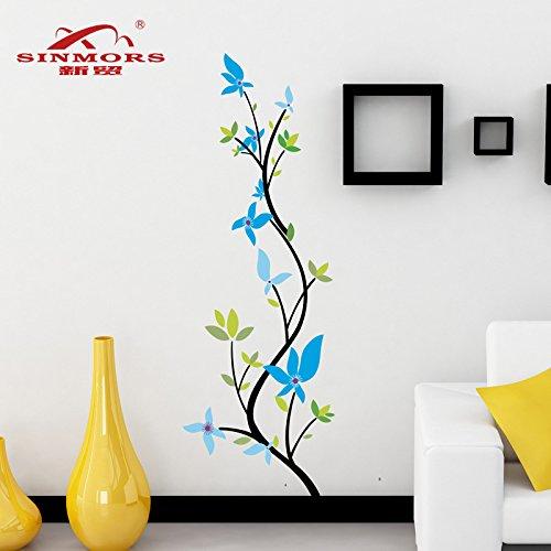 Wandbild ZOZOSO Wandaufkleber Wohnzimmer Tv Wand Umwelt Hintergrund Dekoration Wandaufkleber